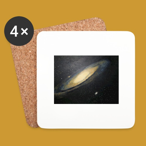 Andromeda - Mark Noble Art - Coasters (set of 4)