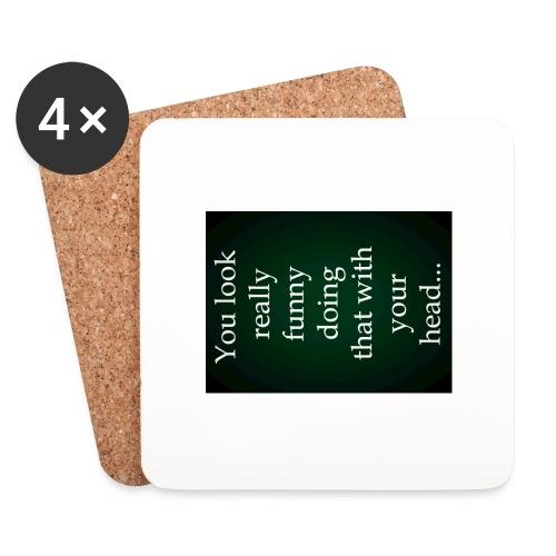 funny - Onderzetters (4 stuks)