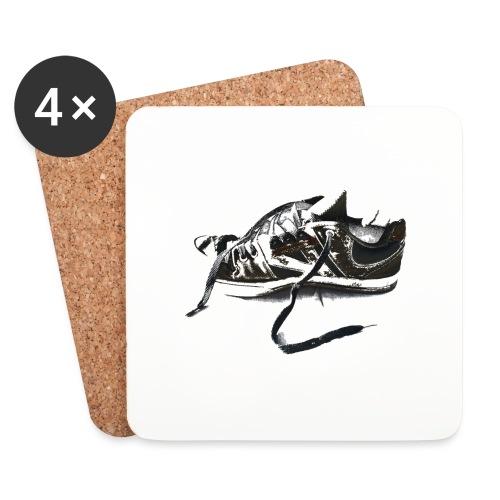 shoe (Saw) - Coasters (set of 4)