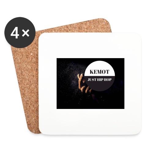 KeMoT odzież limitowana edycja - Podstawki (4 sztuki w zestawie)