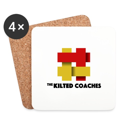 Kilted Coaches - Coasters (set of 4)