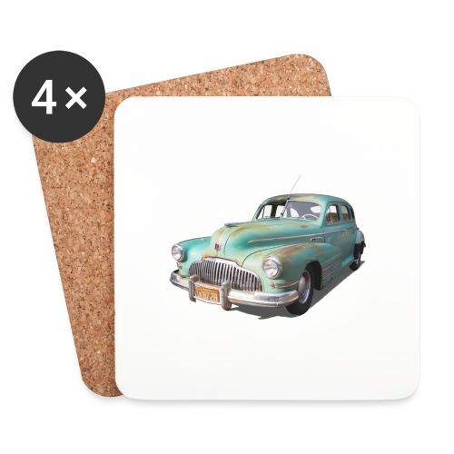 Classic car. Chrysler - Onderzetters (4 stuks)