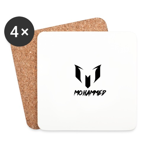 mohammed yt - Coasters (set of 4)