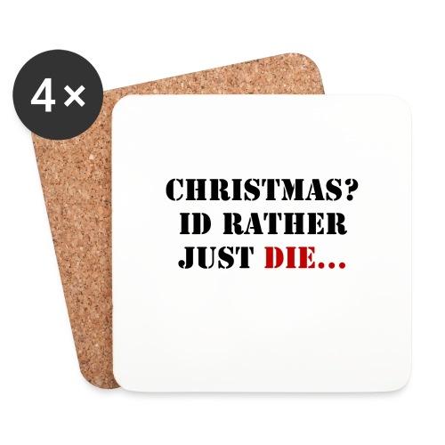 Christmas joy - Coasters (set of 4)