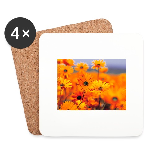 Flower Power - Coasters (set of 4)