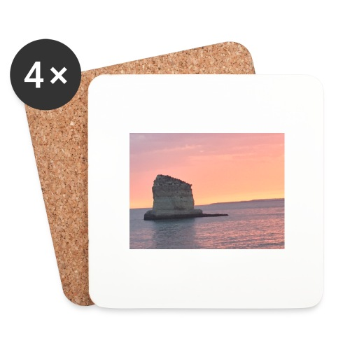 My rock - Coasters (set of 4)
