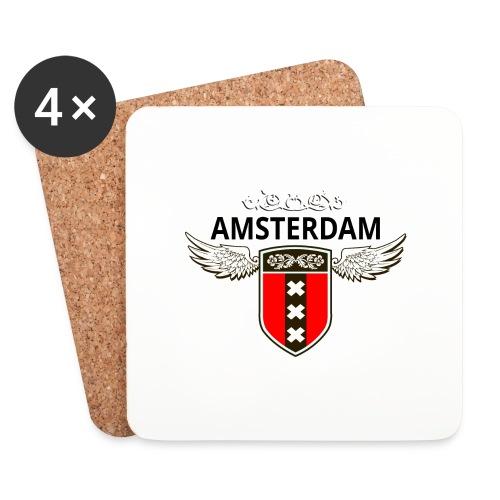 Amsterdam Netherlands - Untersetzer (4er-Set)