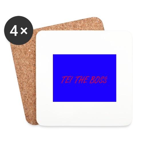 BLUE BOSSES - Coasters (set of 4)