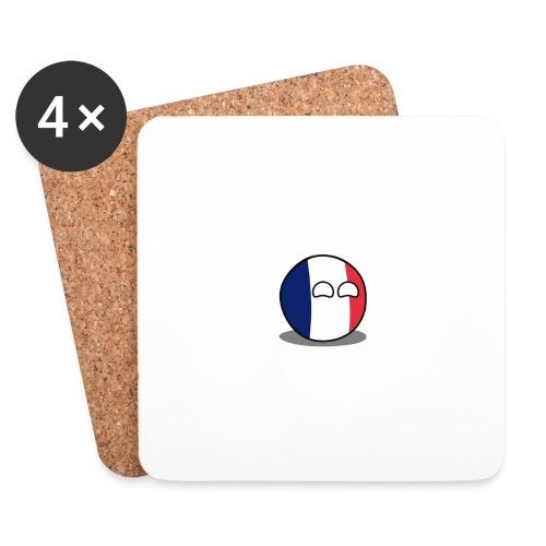 France Simple - Dessous de verre (lot de 4)