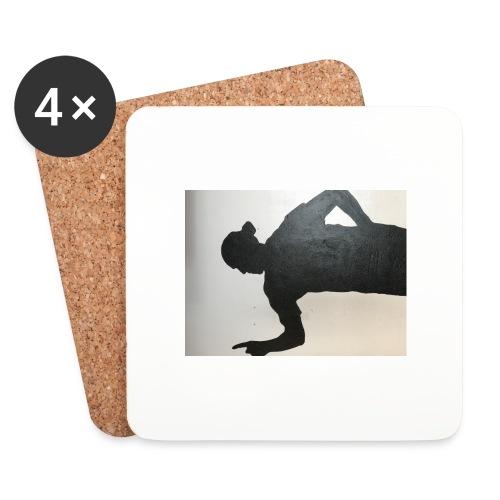 Zlatan - Underlägg (4-pack)