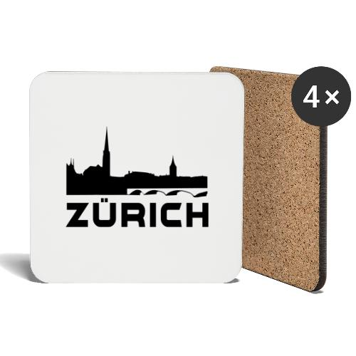 Zürich - Untersetzer (4er-Set)