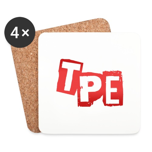 TPE T-shirt - Underlägg (4-pack)