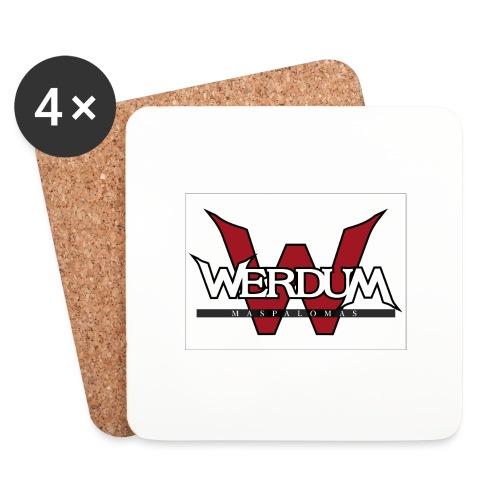 Werdum Maspalomas - Posavasos (juego de 4)