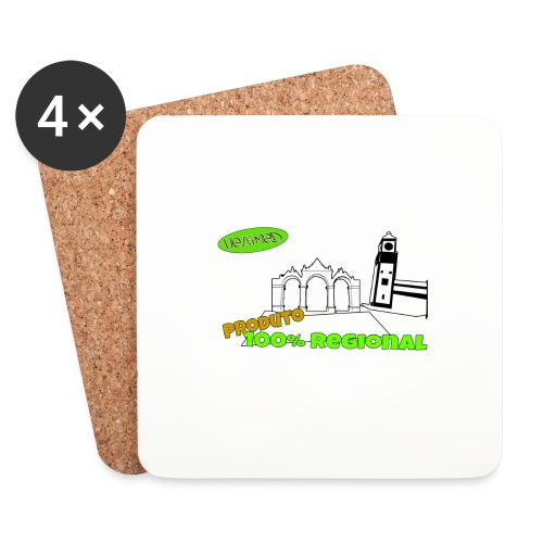 City Gates - Coasters (set of 4)