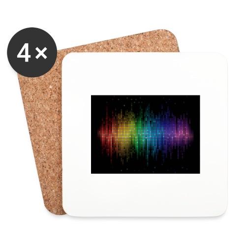 THE DJ - Coasters (set of 4)