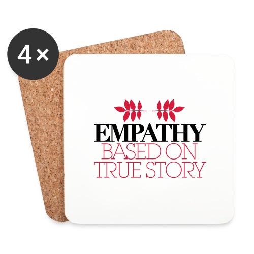 empathy story - Podstawki (4 sztuki w zestawie)