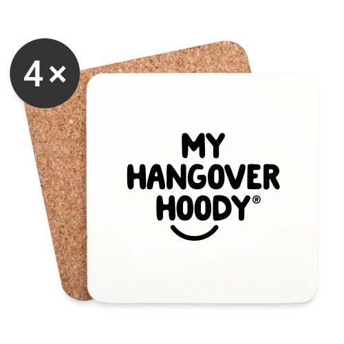 The Original My Hangover Hoody® - Coasters (set of 4)