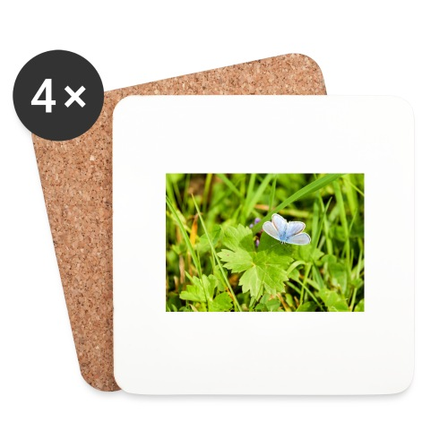 Blue Butterfly by EmilyLife® - Coasters (set of 4)