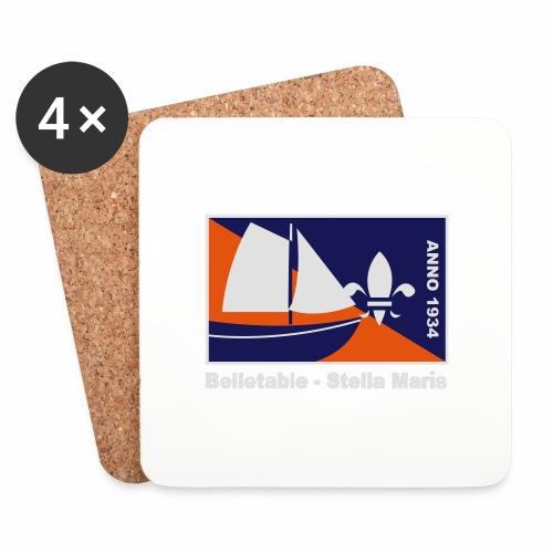 Logo origineel - voor op accessoires - Onderzetters (4 stuks)