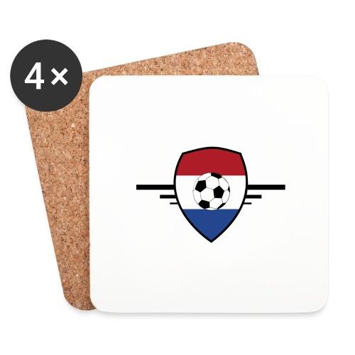 Holland Football - Dessous de verre (lot de 4)
