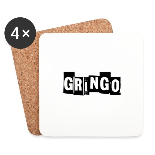 Cartel Gangster pablo gringo mexico tshirt - Coasters (set of 4)