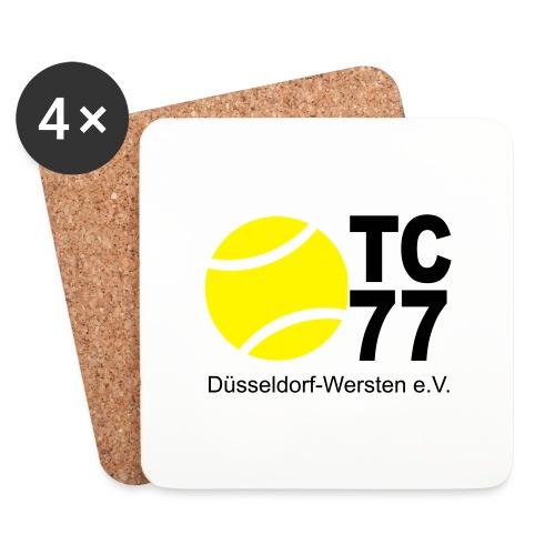 TC 77 Logo - Untersetzer (4er-Set)