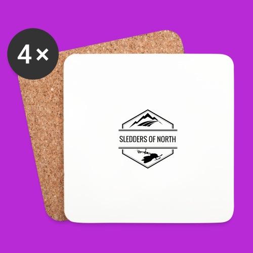 Premium Hoodie Women - Coasters (set of 4)