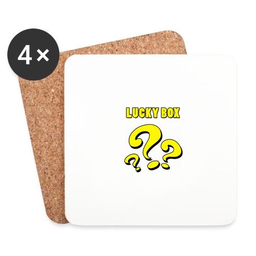 Lucky Box - Underlägg (4-pack)