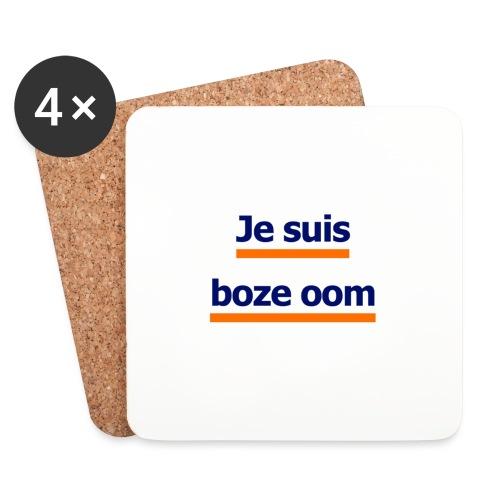 boze oom - Onderzetters (4 stuks)