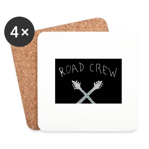 Road_Crew_Guitars_Crossed - Coasters (set of 4)