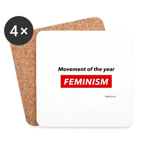 Feminism - Coasters (set of 4)