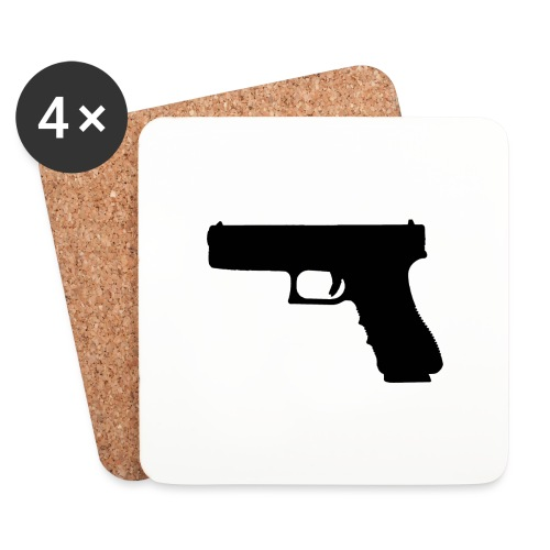 The Glock 2.0 - Coasters (set of 4)
