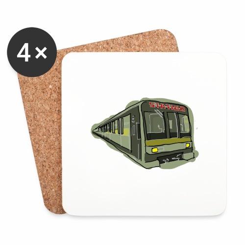 Urban convoy - Sottobicchieri (set da 4 pezzi)
