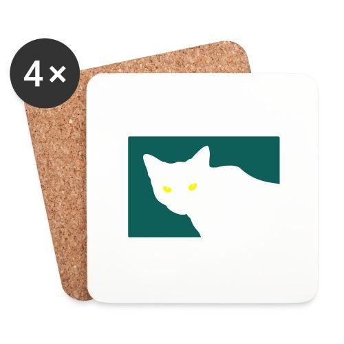 Spy Cat - Coasters (set of 4)