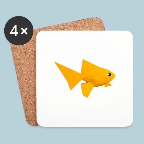 RATWORKS Fish-Smish - Coasters (set of 4)