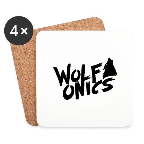 Wolfonics - Untersetzer (4er-Set)