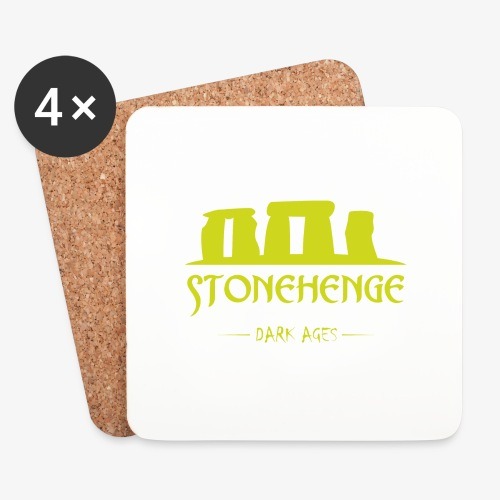 STONEHENGE - Sottobicchieri (set da 4 pezzi)