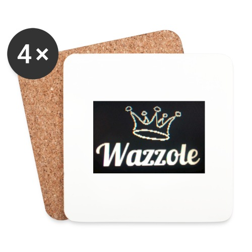 Wazzole crown range - Coasters (set of 4)