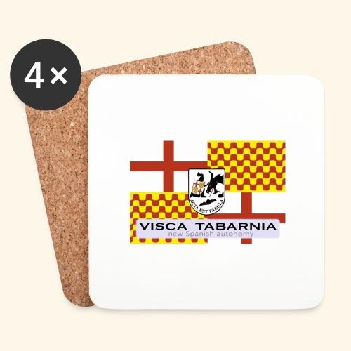 tabarnia01 - Posavasos (juego de 4)