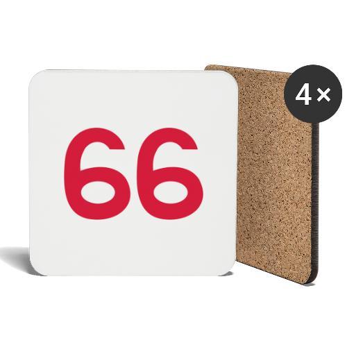 Football 66 - Coasters (set of 4)