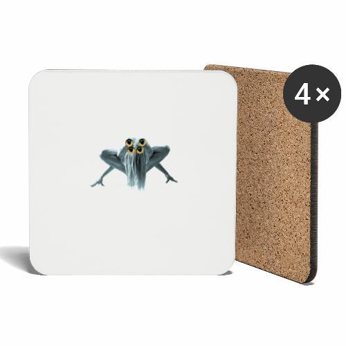 Im weird - Coasters (set of 4)