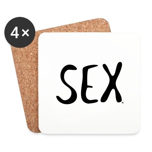 sex putetrekk - Brikker (sett med 4)