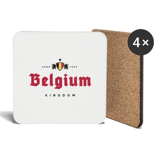 Bierre Belgique - Belgium - Belgie - Dessous de verre (lot de 4)