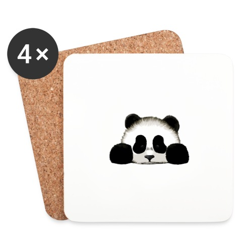panda - Coasters (set of 4)