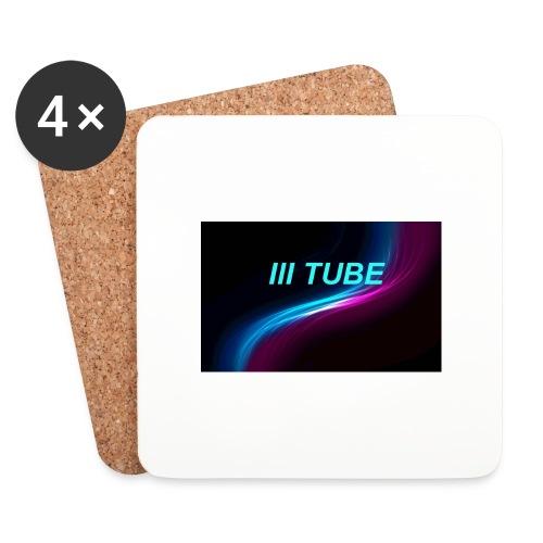 logo - Onderzetters (4 stuks)