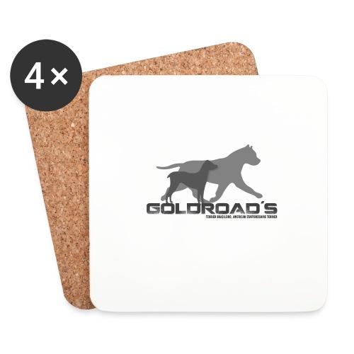 Goldroads - Underlägg (4-pack)