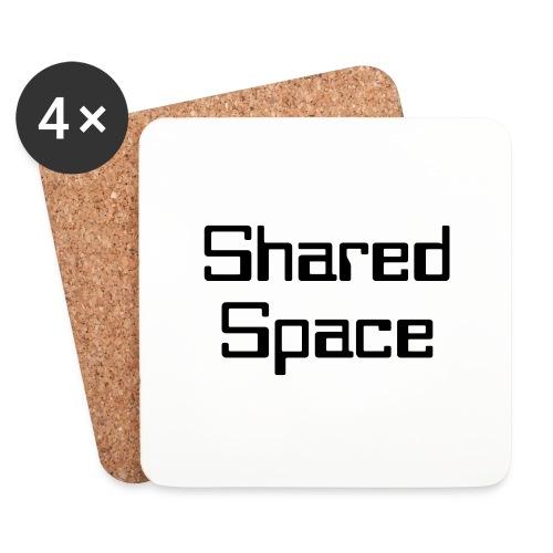 Shared Space - Untersetzer (4er-Set)