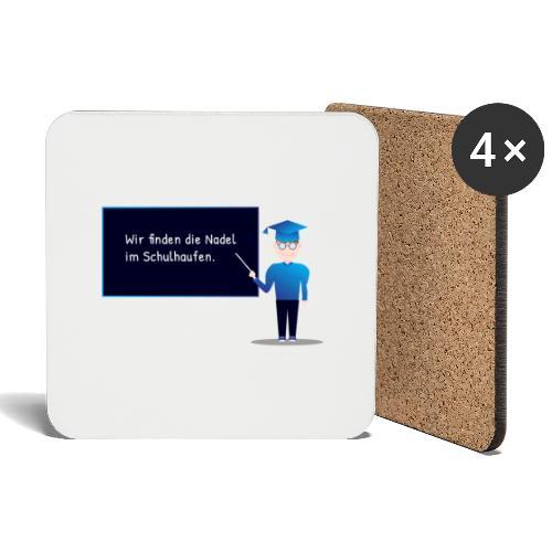 Slogan Collection - Untersetzer (4er-Set)