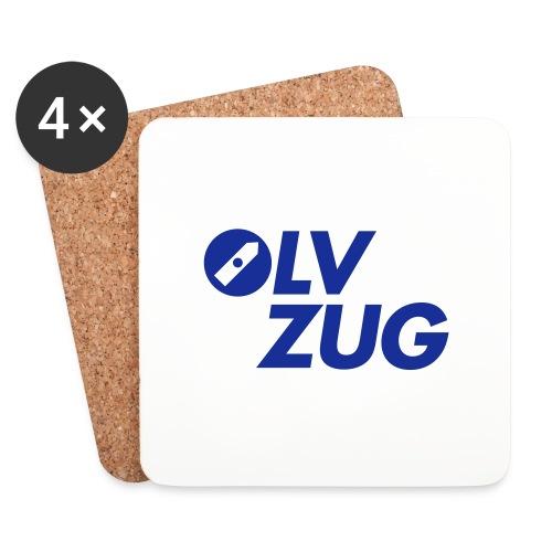 OLV_Zug_Logo_2_Z_ohneRand - Untersetzer (4er-Set)