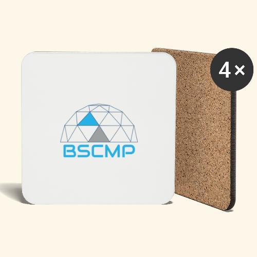 BSCMP - Onderzetters (4 stuks)